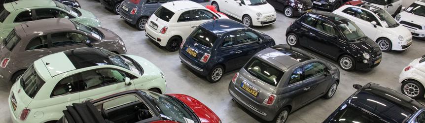 Leukwagentje dé Fiat 500 specialist